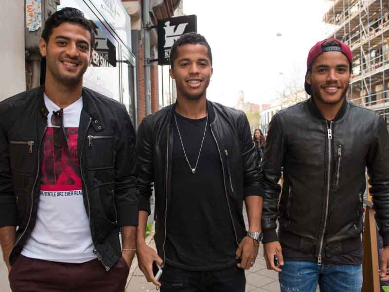 Hermanos Dos Santos y Vela son convocados al Tri sin jugar