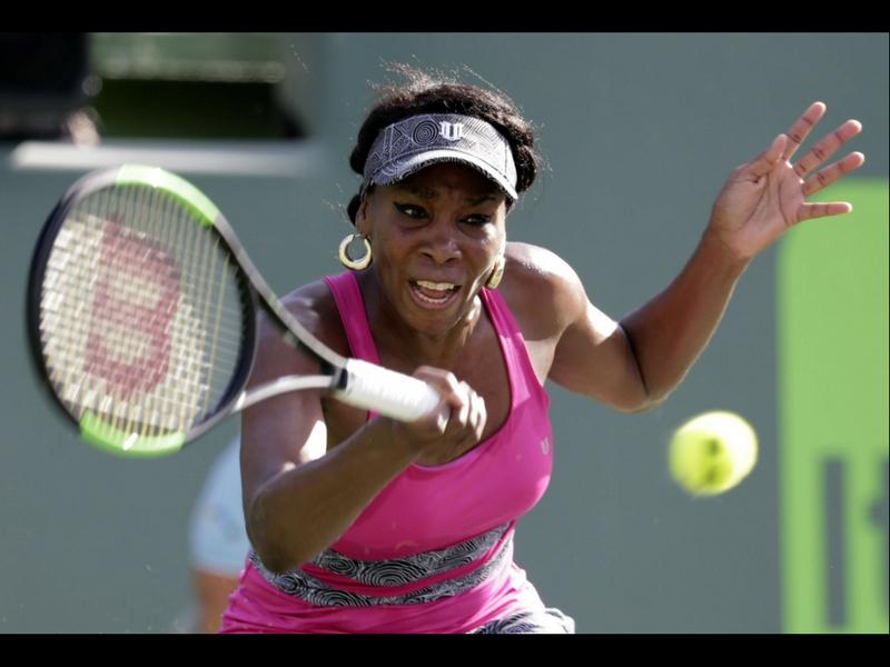 Kerber Venus Williams