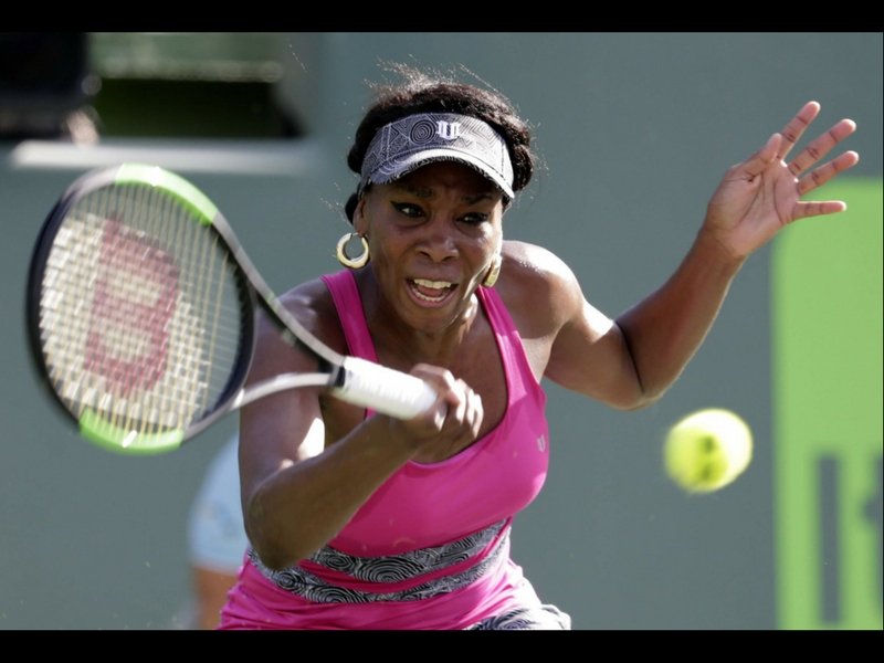 Venus Williams cae ante Kerber en Sydney