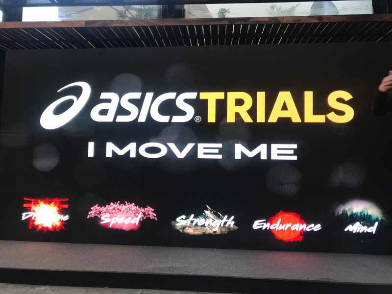 ¿Qué fechas se correrán los Asics Trials 2018?