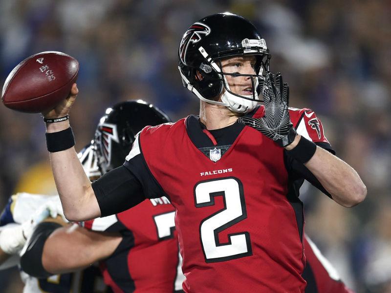 Falcons avanza y mantiene la mira fija en volver al Super Bowl