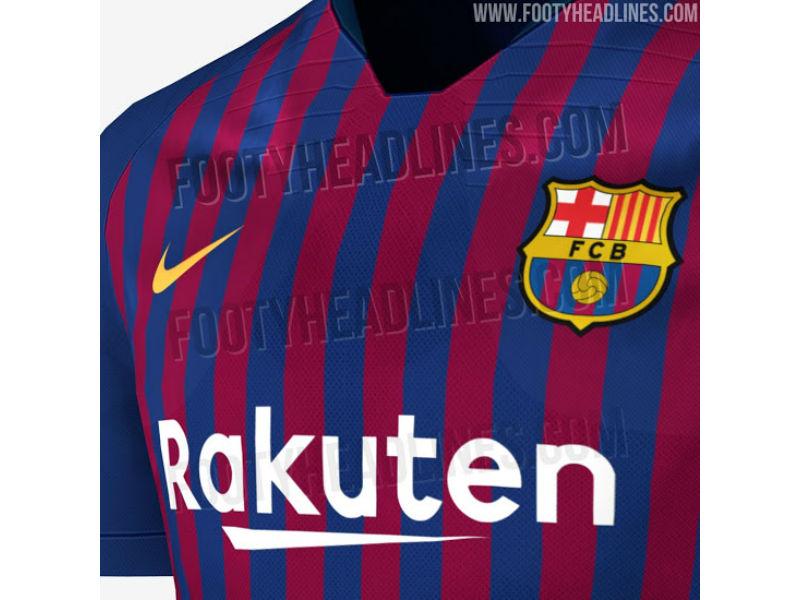 Filtran uniforme de Barcelona para la próxima temporada