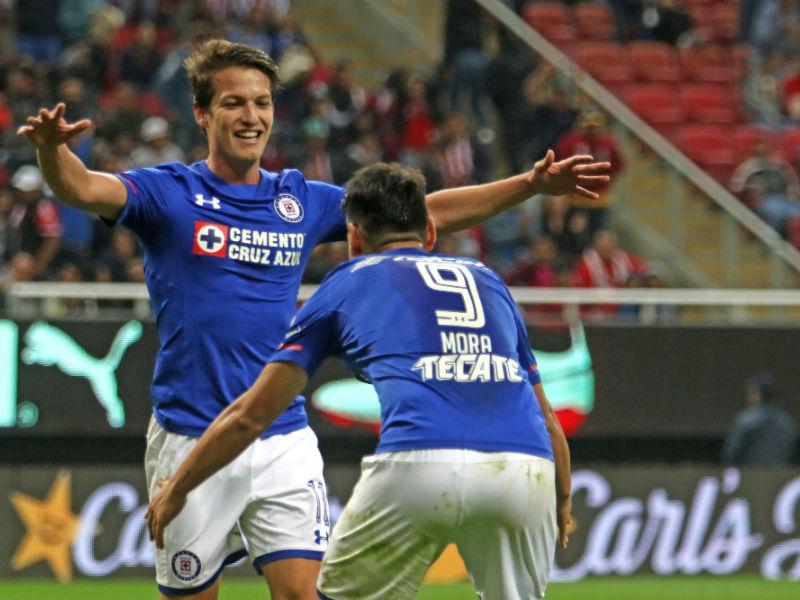 ¿A qué se enfrentará Cruz Azul en el Clausura 2018?