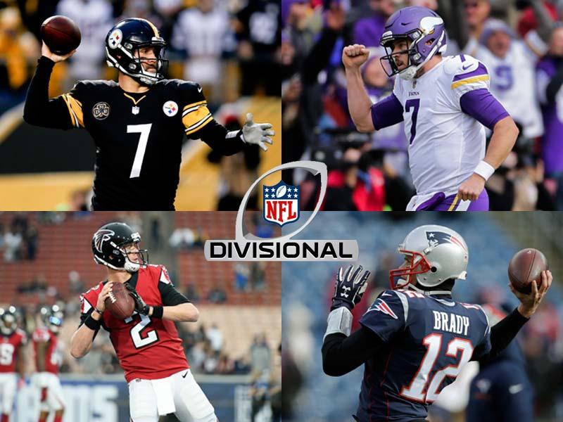 Pronósticos ronda divisional NFL