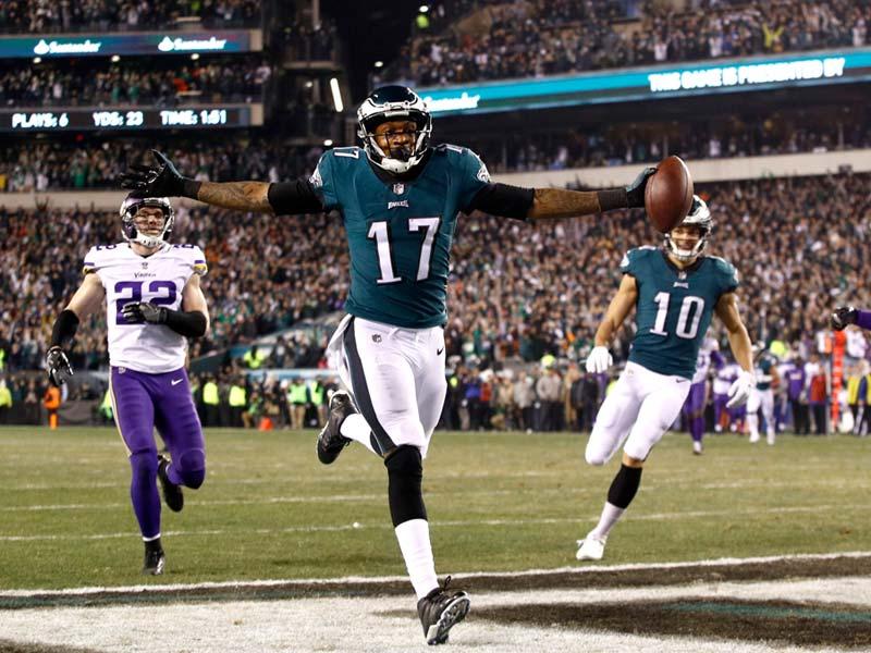 Eagles vuelan al Super Bowl