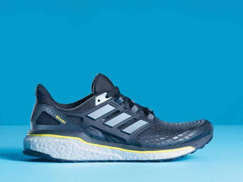 Adidas presenta la tecnología Energy Boost en Argentina