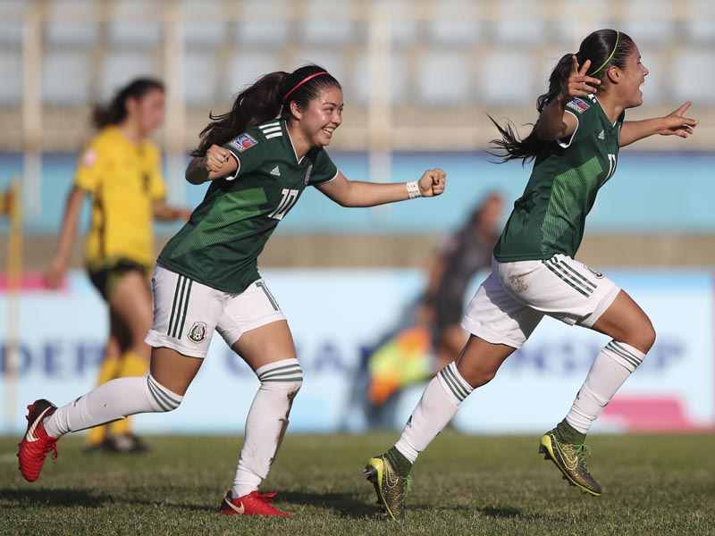 Tri femenil golea en debut del Premundial Sub-20