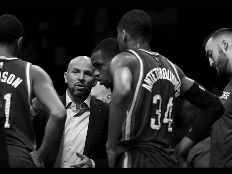 Bucks despiden al entrenador Jason Kidd
