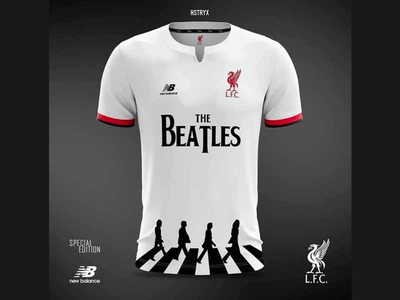 Liverpool lanzará jersey en homenaje a los Beatles - Estadio Deportes d1a2d0d93798c