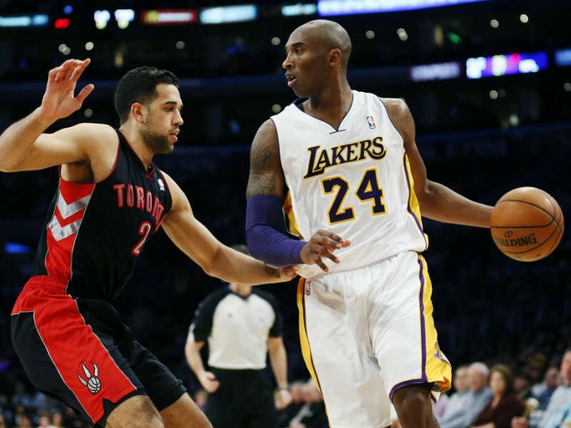 Los históricos 81 puntos de Kobe Bryant