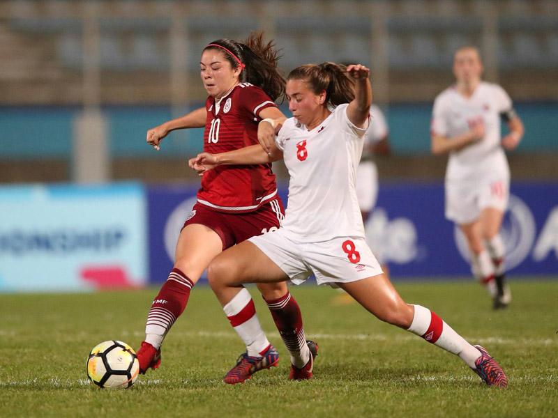 Tri Femenil clasifica al Mundial Sub-20 desde los once pasos