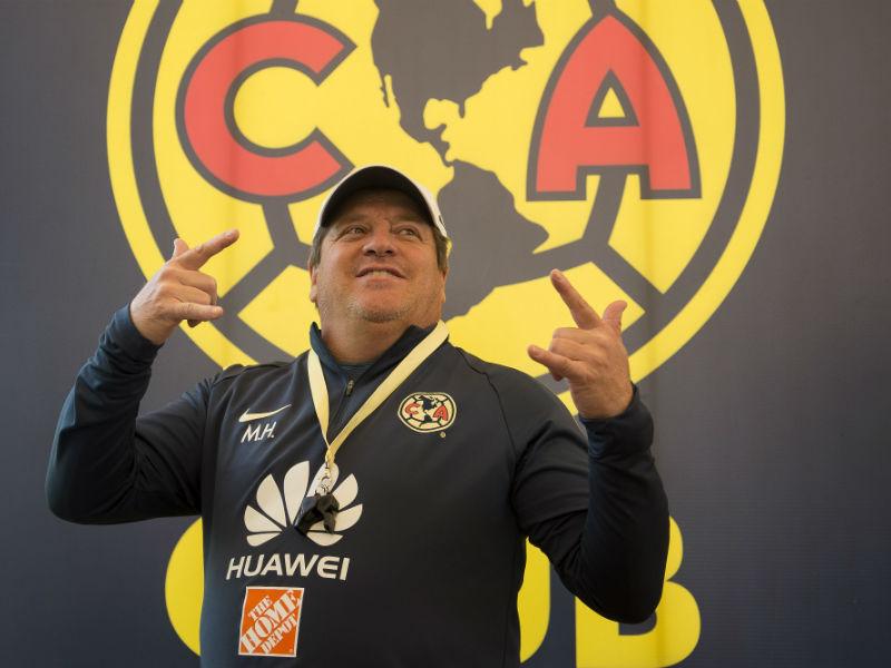 Miguel Herrera está entre los mejores entrenadores del mundo