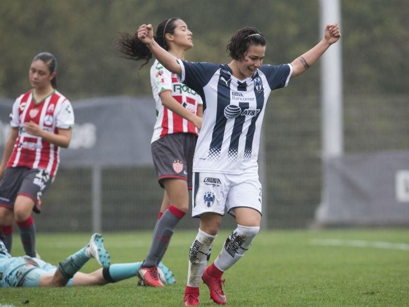 Liga Femenil Mx va ganando en goles