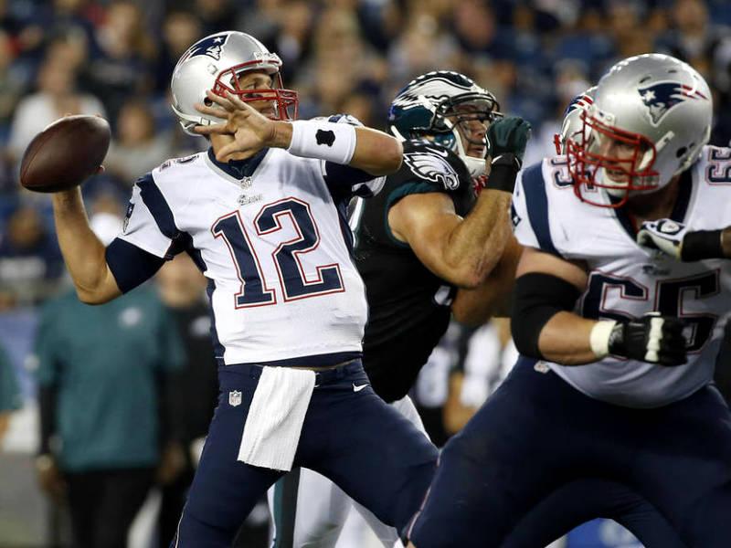 Patriots, favoritos en el Super Bowl LII