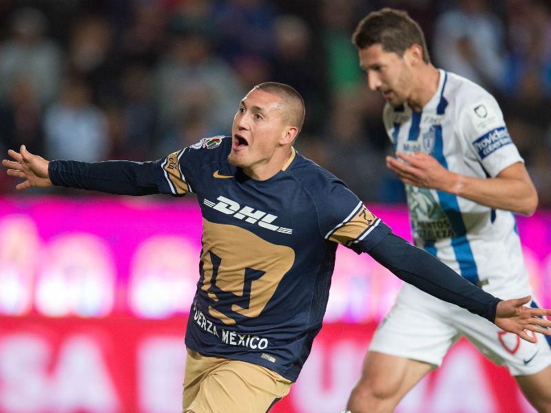 Pumas reencuentra la garra y debuta con triunfo en el C2018