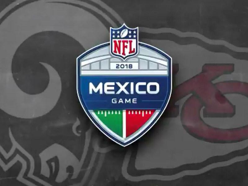 NFL confirma Chiefs-Rams en México