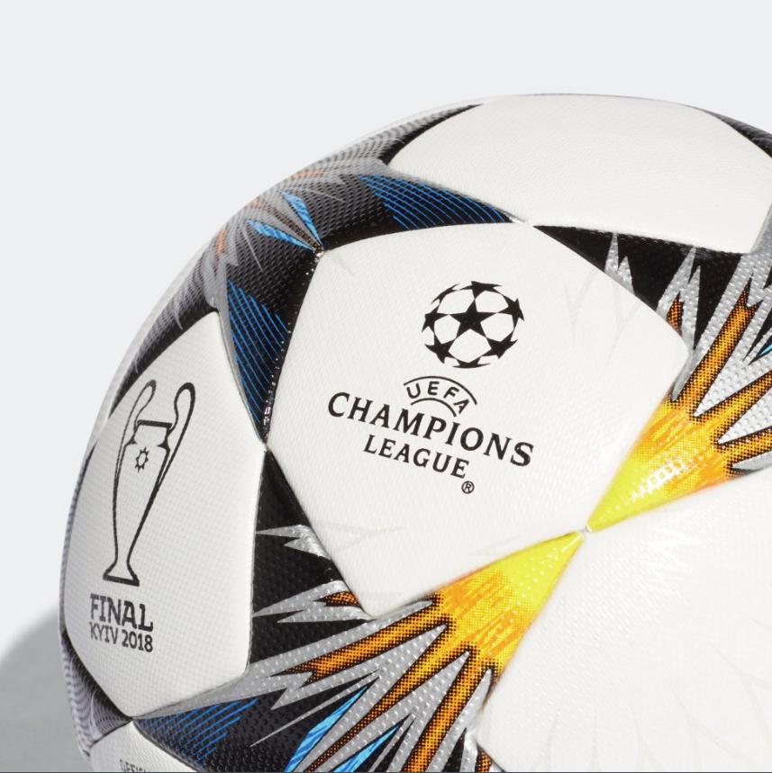 Este nuevo balón será usado desde la ronda de octavos de final hasta el  partido cumbre en Ucrania bbd16f81db869