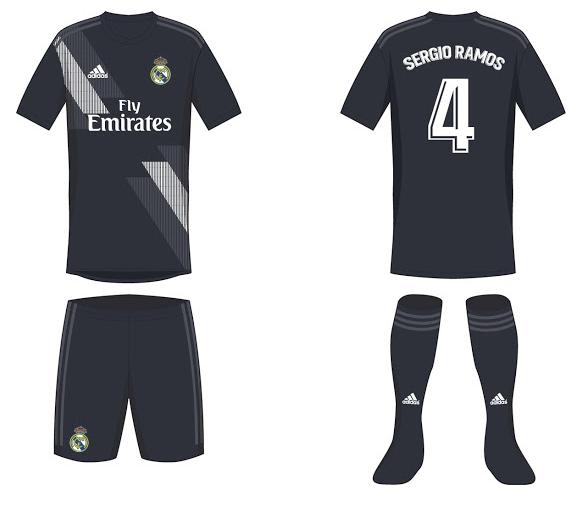 d8a913c09 Se filtra el posible nuevo uniforme del Real Madrid - Estadio Deportes