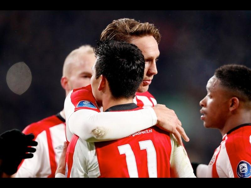 PSV implora por el regreso del 'Chucky' Lozano