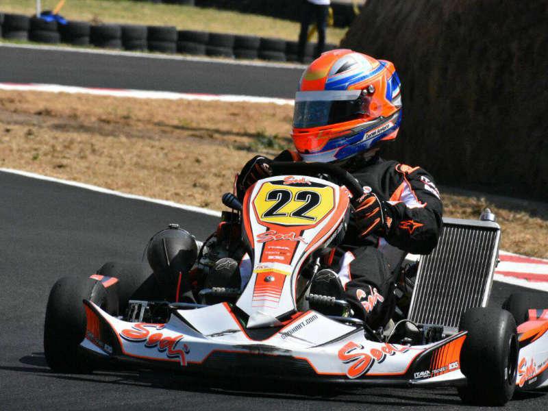 Arranca el primer campeonato estatal de kartismo
