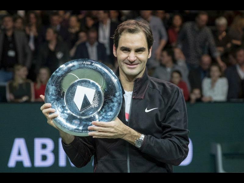 Esto sucedió desde que Federer ocupó por primera vez el #1 del ranking