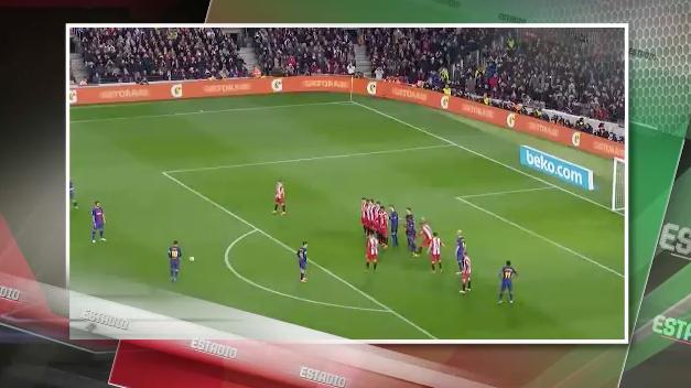 Messi logra una nueva marca