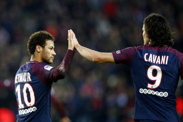 Cavani confesó el motivo de su conflicto con Neymar