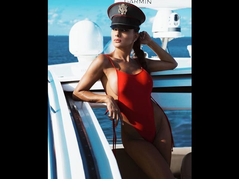 Vivi Castrillón, la sexy portada de Playboy para marzo
