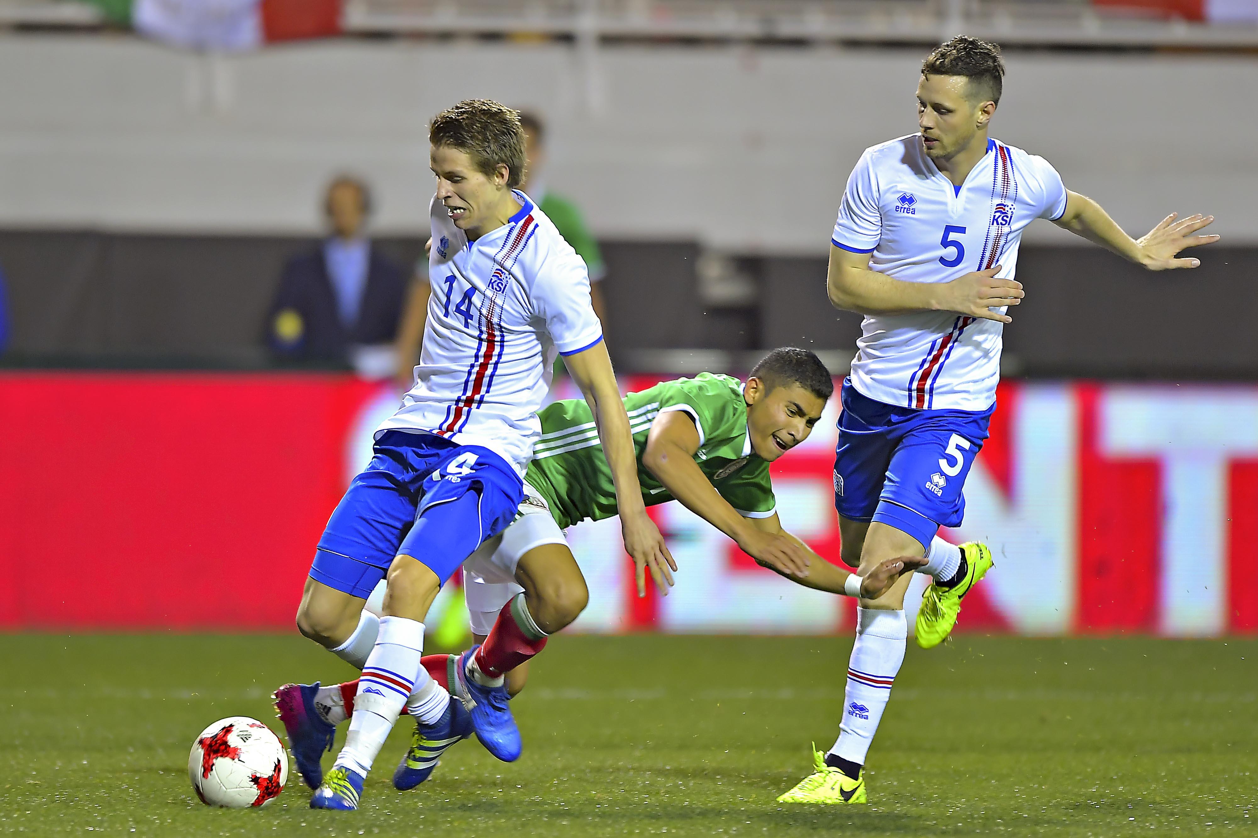 Islandia dejó de ser un rival de trámite para el Tri