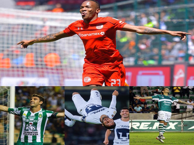 Fechas y Horarios de los 4tos de final en la Copa MX
