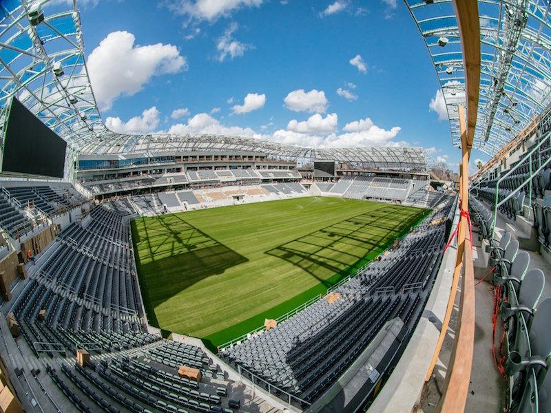 La nueva 'casa' de Carlos Vela, lista para debutar en MLS