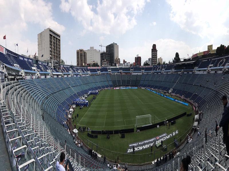 Estadio Azul tendrá conciertos antes de su derrumbe