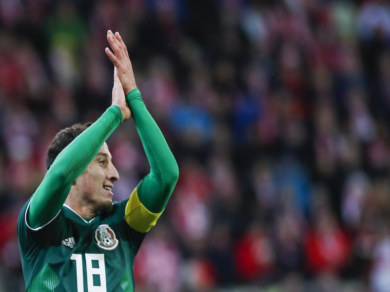 Andrés Guardado cosecha nuevo récord con Selección Mexicana