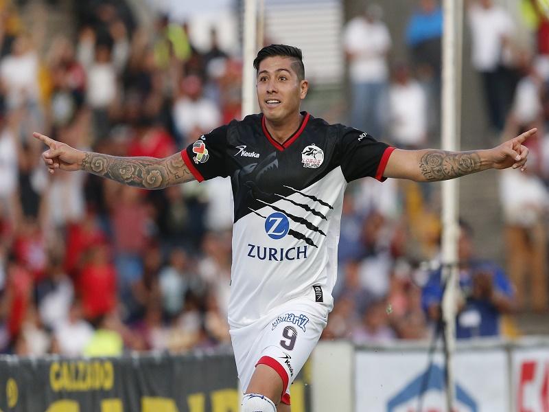 Diego Jiménez, el canterano cruzazulino goleador de Lobos BUAP