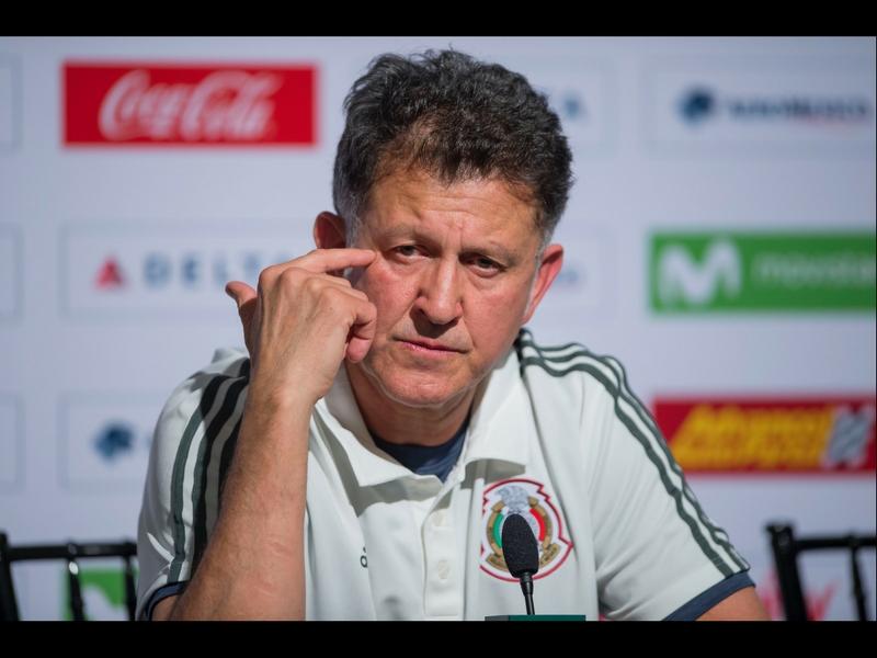 Osorio le lanzó una indirecta al futbol mexicano