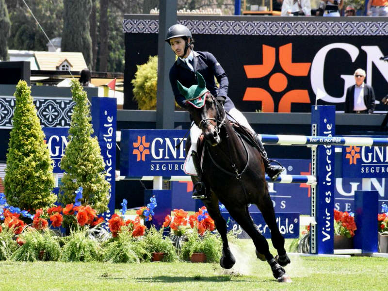Longines Global Champions Tour México 2018
