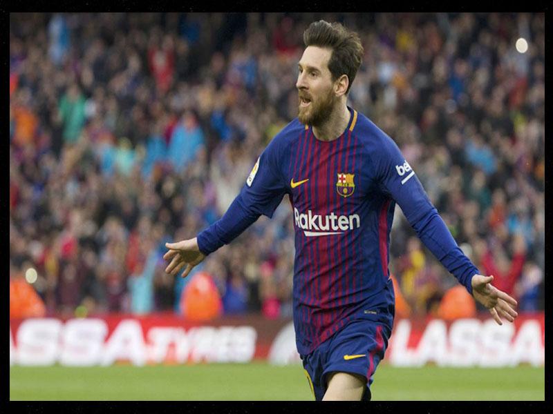 Messi llega a los 600 goles como futbolista profesional
