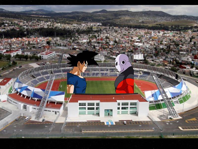 Goku se enfrentará a Jiren en estadio de Mineros