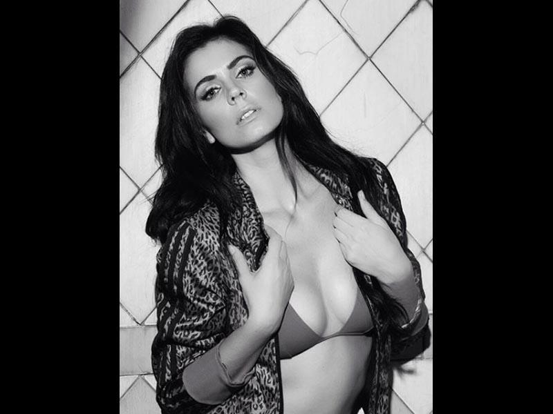 Mariangela Meotti, la belleza brasileña que extrañamos