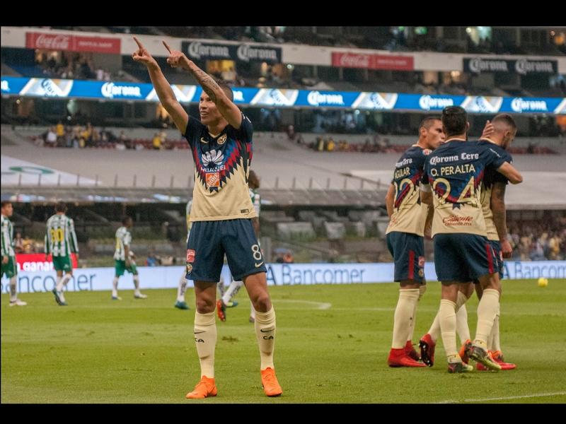 América se mantiene invicto y es líder del Clausura 2018