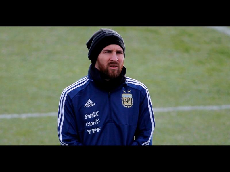 Messi se pierde el Argentina-España