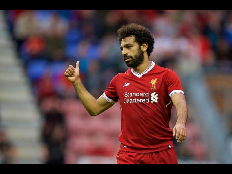 Salah toma ventaja en carrera por Bota de Oro