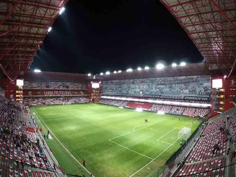 Agotados los boletos para la final entre Toluca y Santos