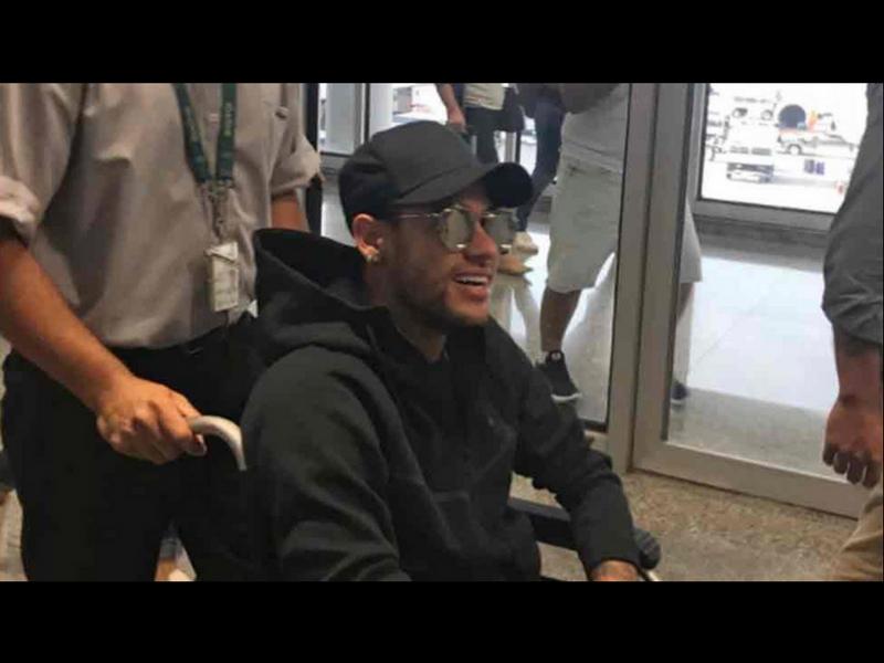 PSG recibe buenas noticias sobre Neymar