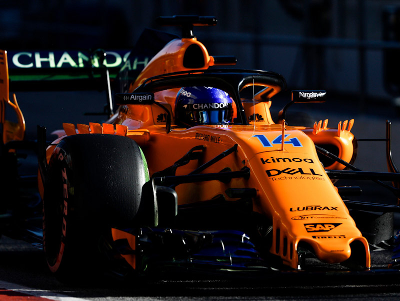 McLaren quiere recuperar protagonismo en GP de Australia