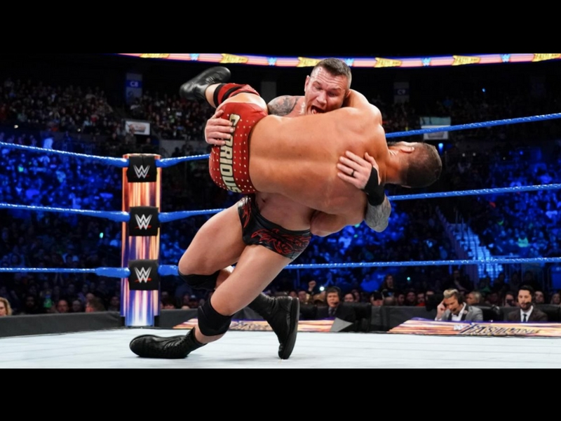 Randy Orton ha conquistado la WWE por completo