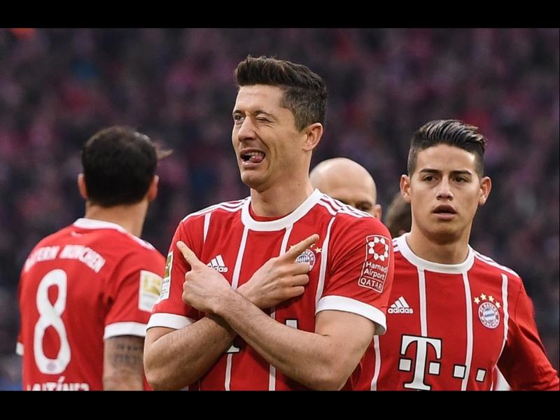 Borussia sufre goleada de escándalo frente al Bayern