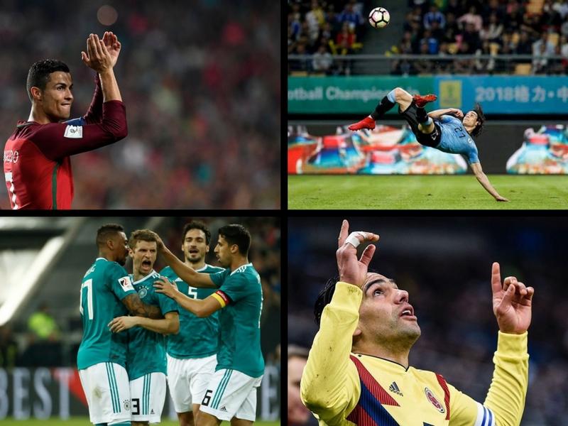 Los golazos de la Fecha FIFA