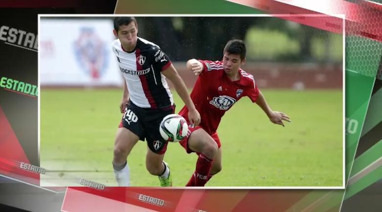Debuta Ismael Govea en la Liga MX