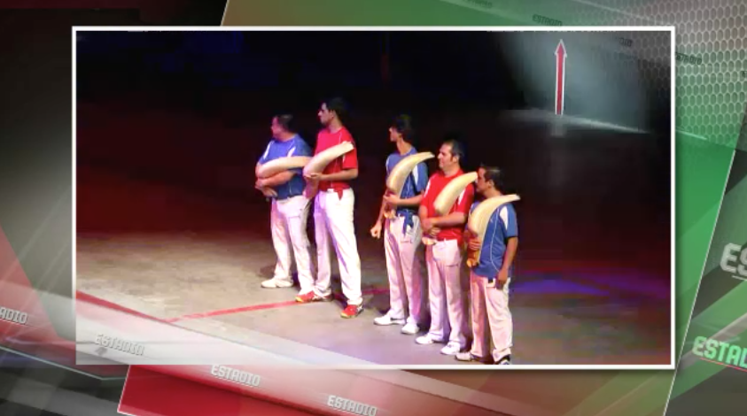 Torneo Internacional de Jai Alai en México